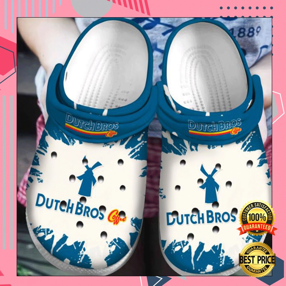 Dutch Bros Coffee Crocband 4