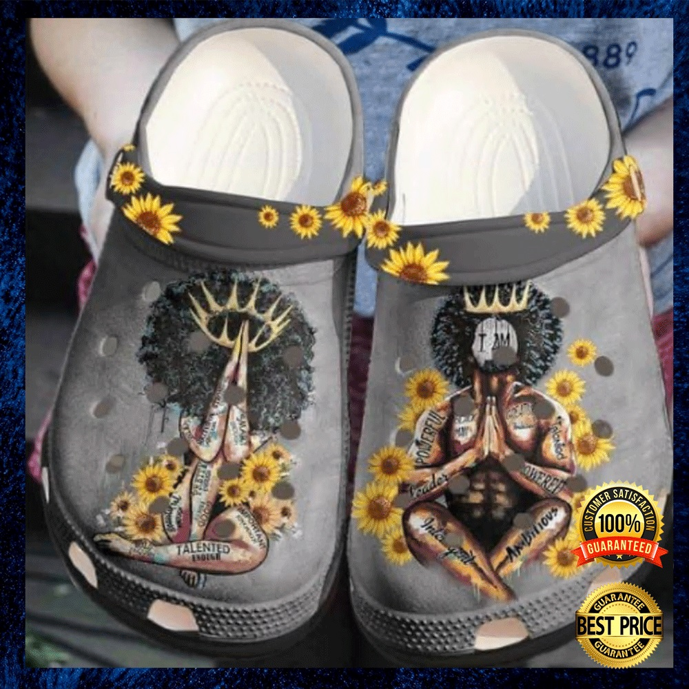 Black King And Queen Crocs Crocband 4