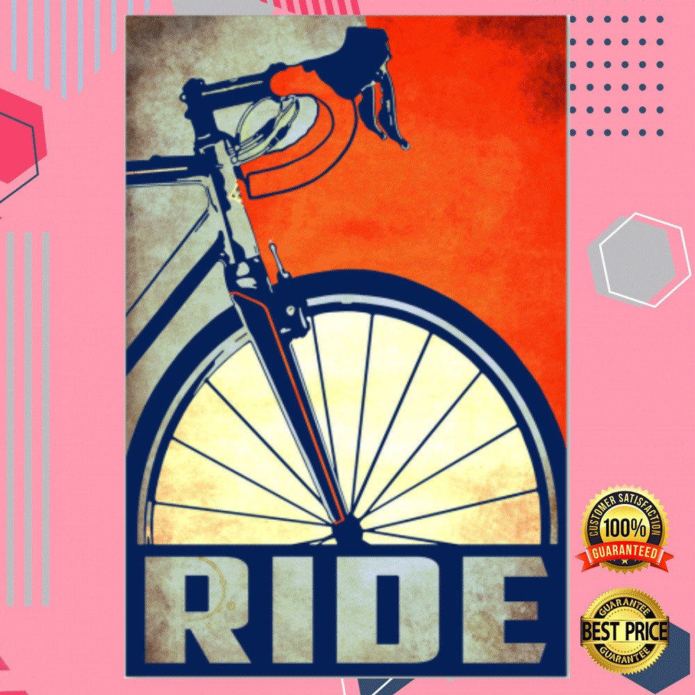 Cycling Ride Poster 4