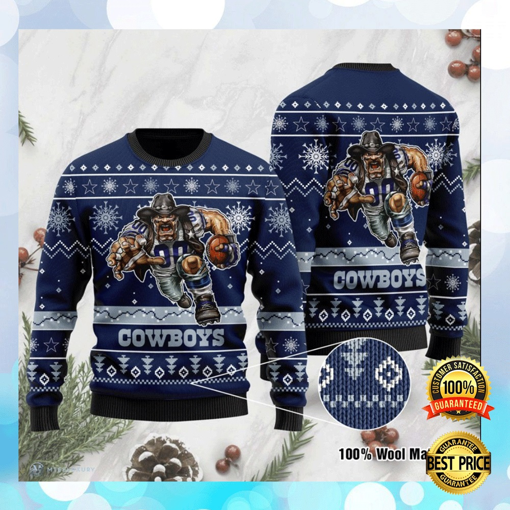 Dallas Cowboys Ugly Sweater 4