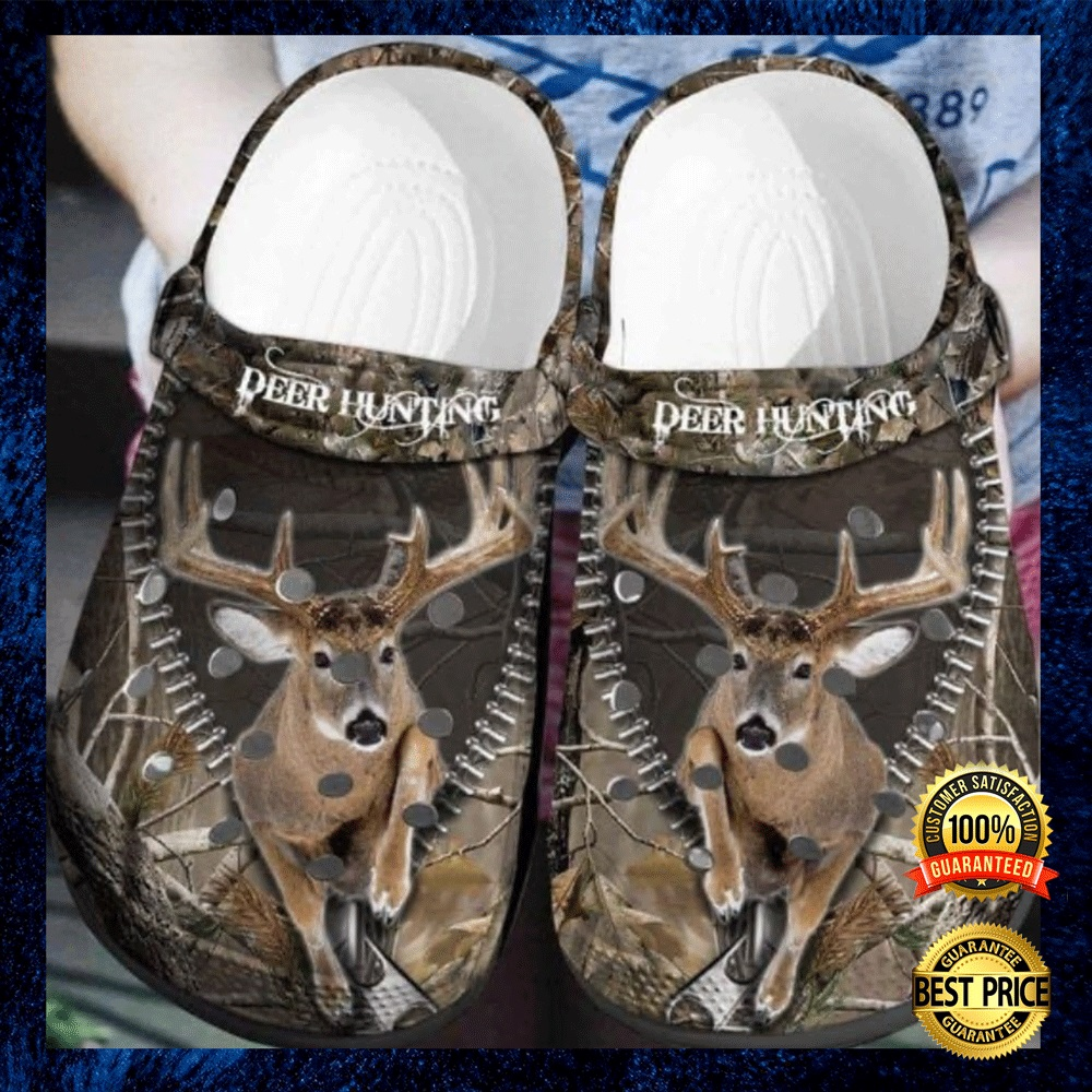 Deer Hunting Crocs Crocband 4