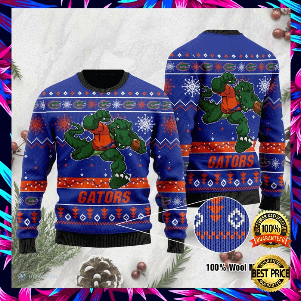 Florida Gators Football Ugly Sweater 4