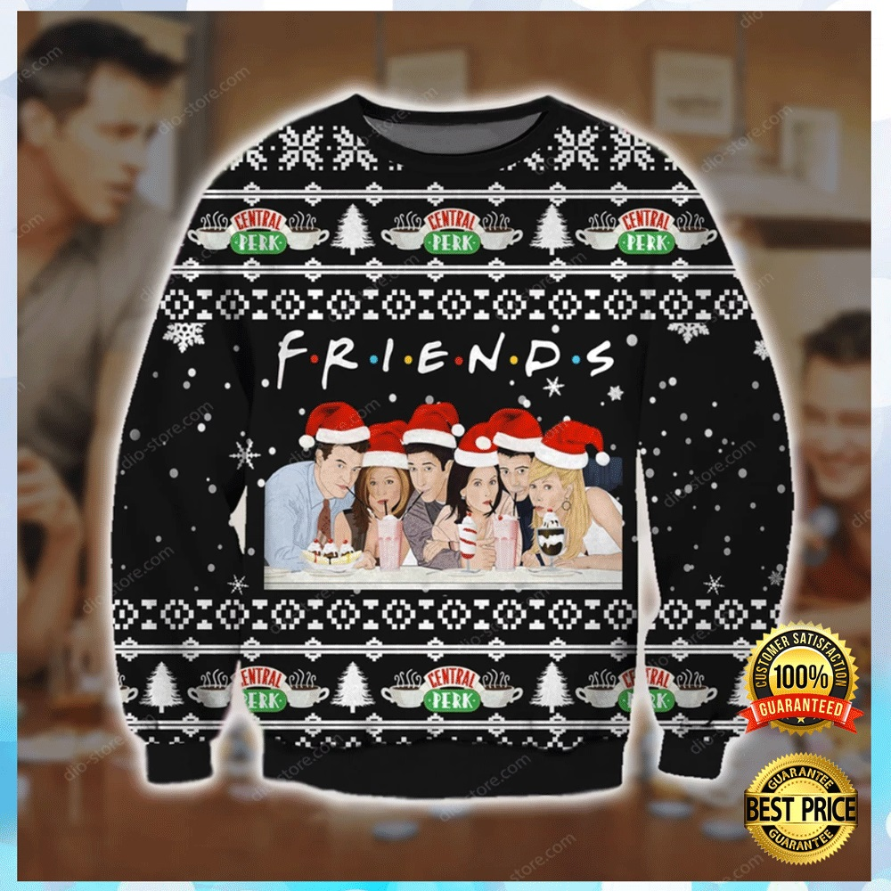 Friends Tv Show Ugly Sweater 4