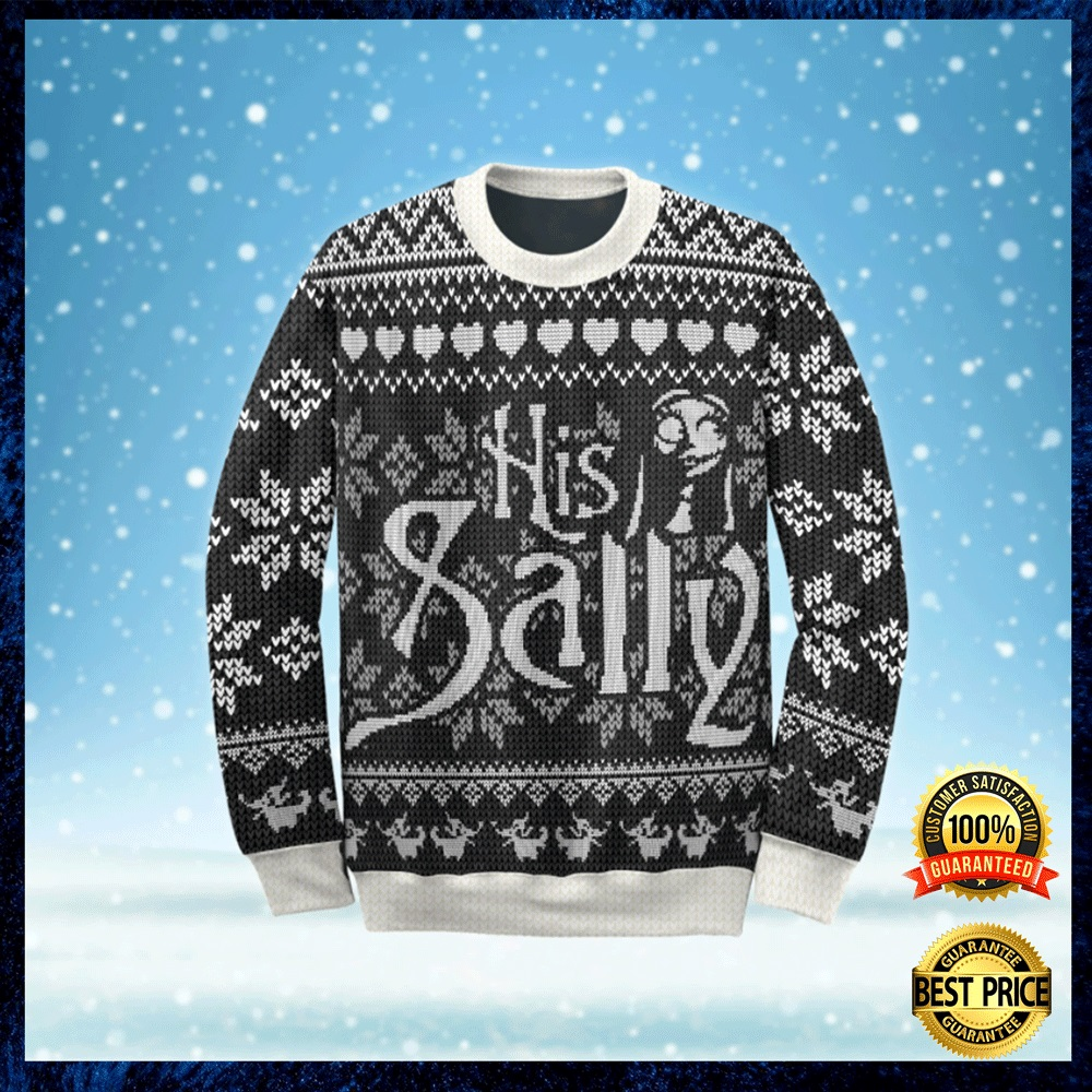 His Sally Ugly Sweater 4