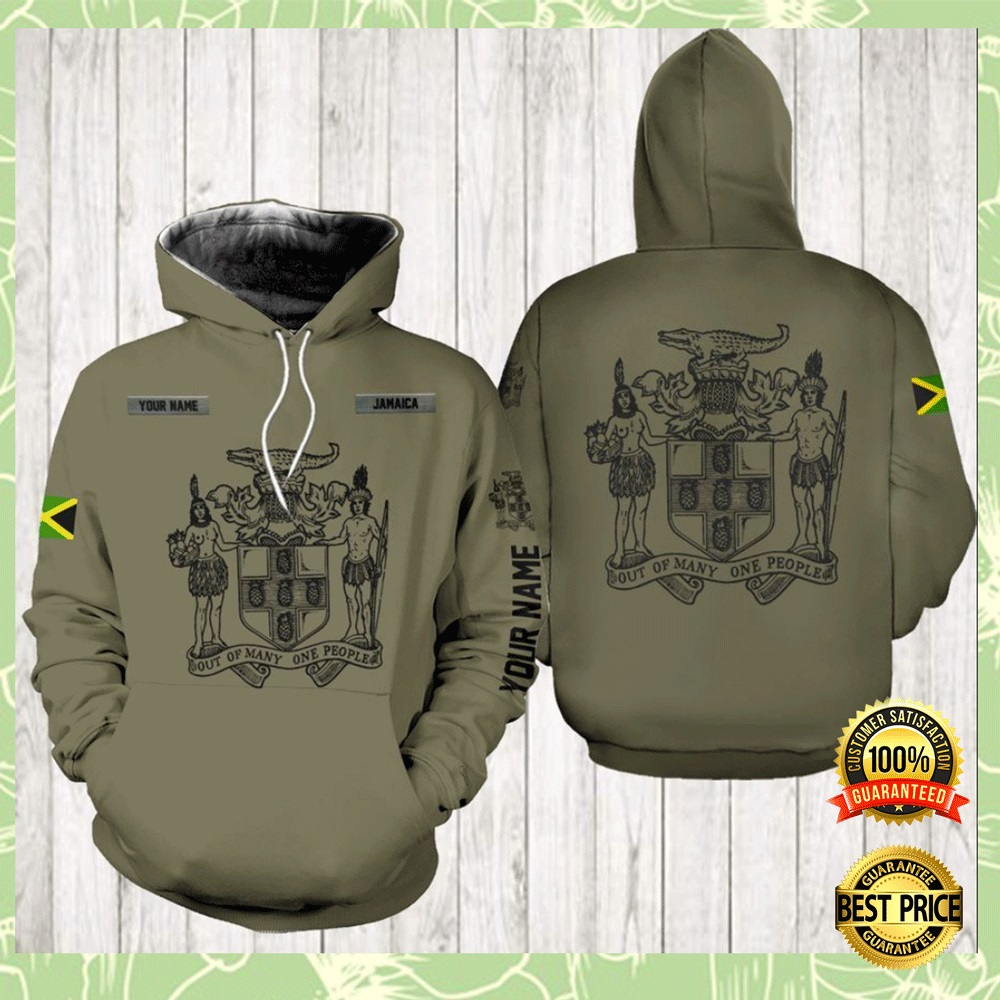 Personalized Out Of Many One People All Over Printed 3d Hoodie 4