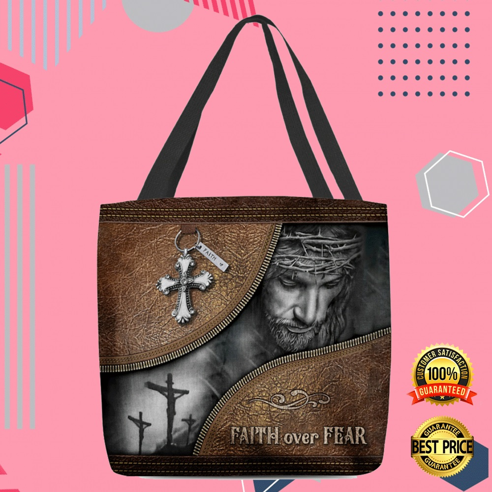 Faith Hope Love Tote Bag 4