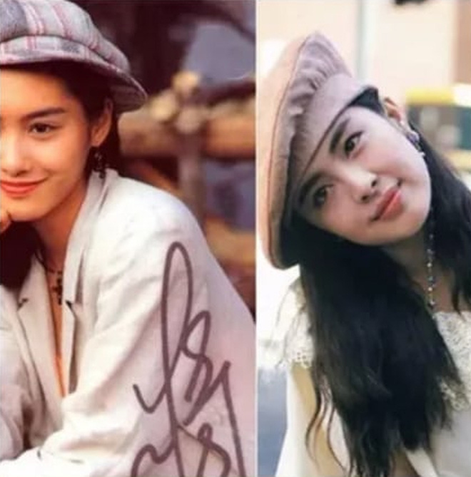 Surprisingly, today's hot items have all been worn by TVB beauties since the 80s
