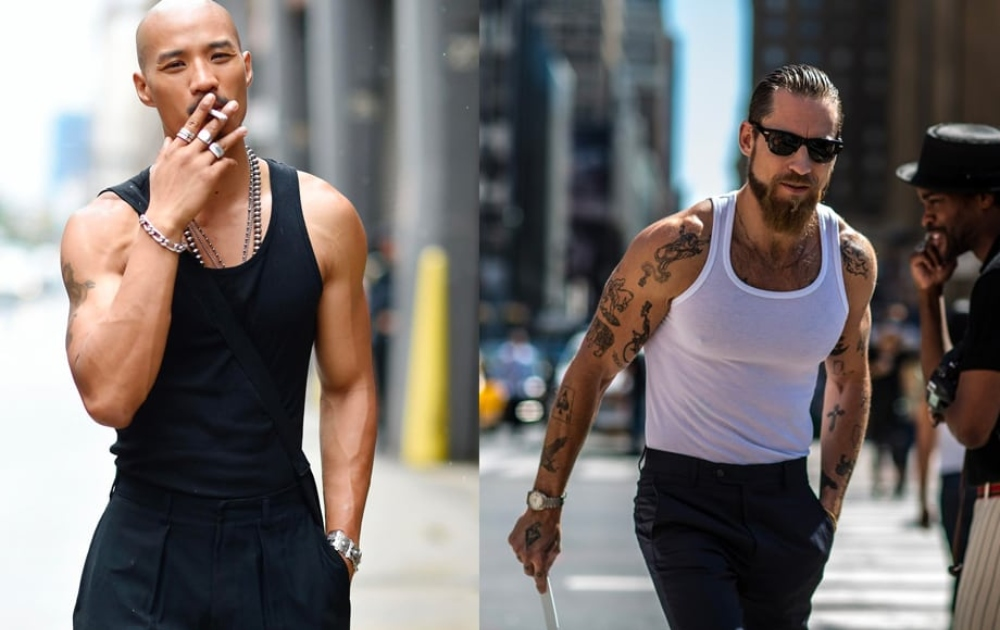 Tips to wear a stylish tank top in the summer