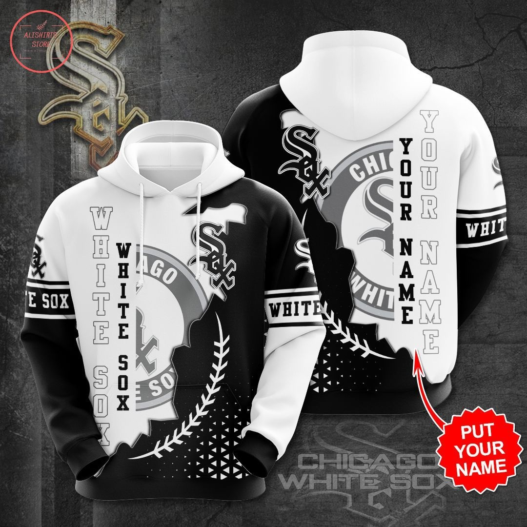 MLB Chicago White Sox Personalized Hoodie