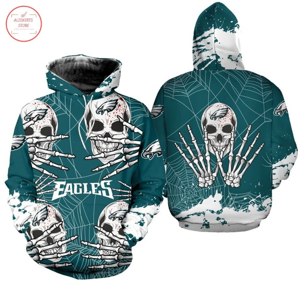Handing Out 10 Awards From The Eagles Halloween hoodie-49ers Video Game