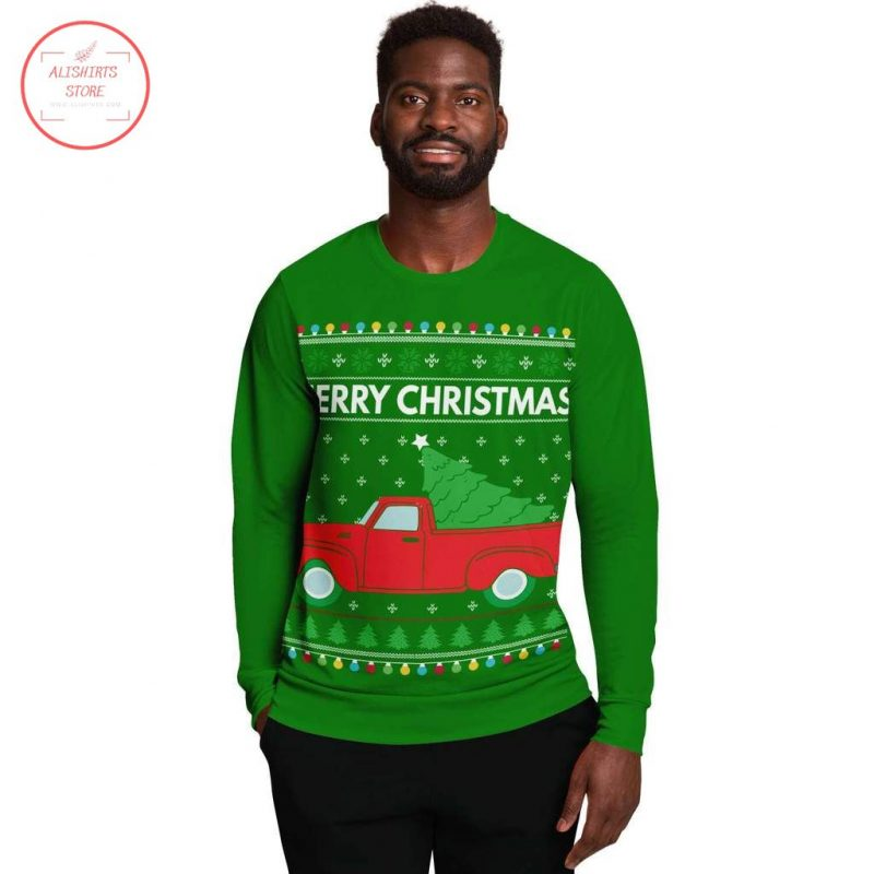 Bought A Christmas Tree ugly Sweater